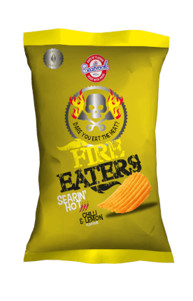Fire Eaters Chilli & Lemon - 0
