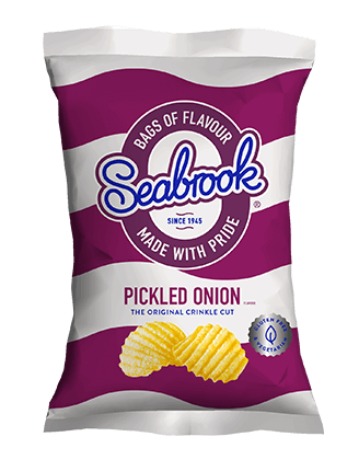 Pickled Onion - Crinkle