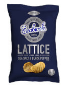 Sea Salt & Black Pepper - Lattice