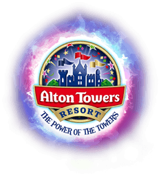 Alton Towers Resort - The Power of the Towers