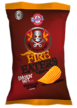 Fire Eaters Smoke House Cayenne
