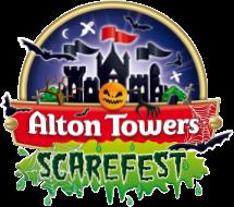 Alton Towers Resort - Scarefest