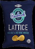 Sea Salt & Vinegar - Lattice Cut