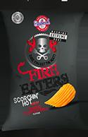 Trinidad Scorpion Chilli - Fire Eaters