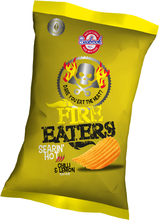 Seabrook Crisps: Fire Eaters Flavour