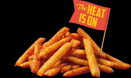Seabrook Crisps - Loaded Fries - Chilli Heat