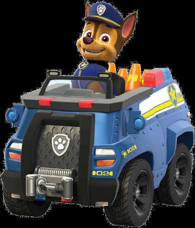 Chase - Paw Patrol